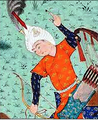 Bahram Gur (The Shahnama of Shah Tahmasp).png