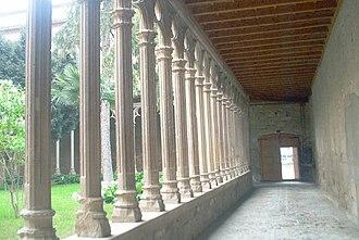 Lord of Balaguer - Saint James Cloister, Convent of Saint Dominic, Balaguer