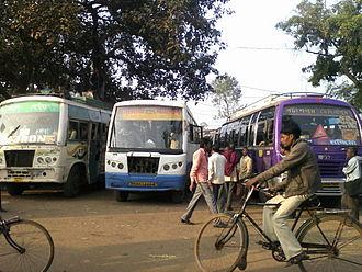 Balichak - Balichak Bus stand,Balichak