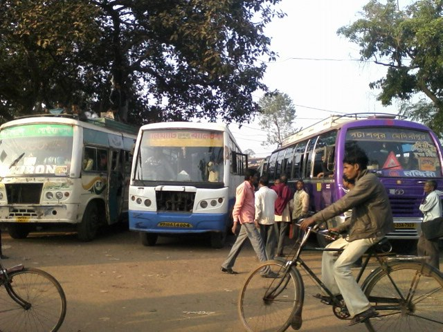 Balichak Bus Stand