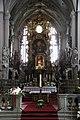 Bamberg, Kloster Michelsberg, Interior 001.JPG