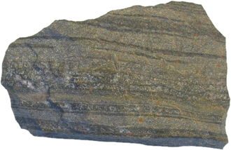Ore - Iron ore (banded iron formation)
