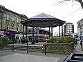 Bandstand, St James's Street Burnley - geograph.org.uk - 759992.jpg