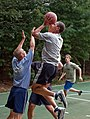 Barack Obama basketball at Martha's Vineyard.jpg
