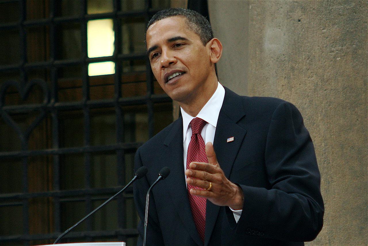 Barack Obama Deutschland