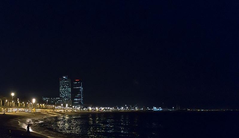 O que fazer à noite em Barcelona