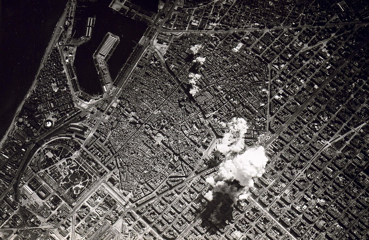 Bombardeos a reos de barcelona en marzo de 1938 wikipedia la enciclopedia libre - Autoescuela 2000 barrio del puerto ...