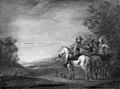 Barend Kalraat - Horsemen - KMSst324 - Statens Museum for Kunst.jpg