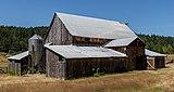 Barn of Ruckle Heritage Farm, Saltspring Island, British Columbia, Canada 07.jpg