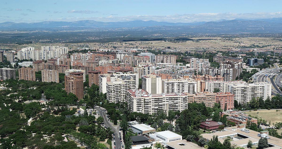 El pilar madrid wikipedia la enciclopedia libre for Codigo postal del barrio de salamanca en madrid