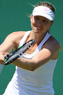 Mona Barthel German tennis player