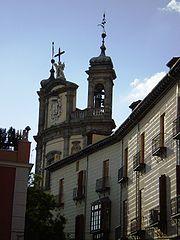 PROPUESTAS DE RULADA DE LA COMUNIDAD DE MADRID - DOMINGO 8 DE MARZO 180px-Bas%C3%ADlica_de_San_Miguel_y_Palacio_Arzobispal_de_Madrid