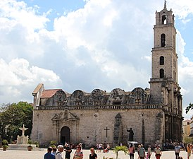 Minor Basilica of San Francisco de Asís, Havana, Cuba (1548-1738[78])