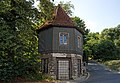 Baszta (The Tower) Villa, porterie, 13 Jodlowa street, Przegorzaly, Krakow, Poland.jpg
