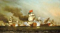 Bataille du cap Finisterre mai 1747