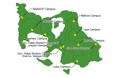 Batangas State University Campuses.png