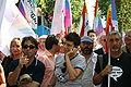 Battaglia, Imma, e Di Salvo, Giuseppe al Pride di Roma 16-6-2007 2 - Foto Giovanni Dall'Orto.jpg