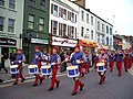 Battle of the Somme Parade, Omagh - geograph.org.uk - 484939.jpg