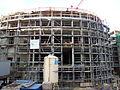 Baufortschritt ~ Baustelle Aquis Plaza ~ Januar 2015 (3).JPG