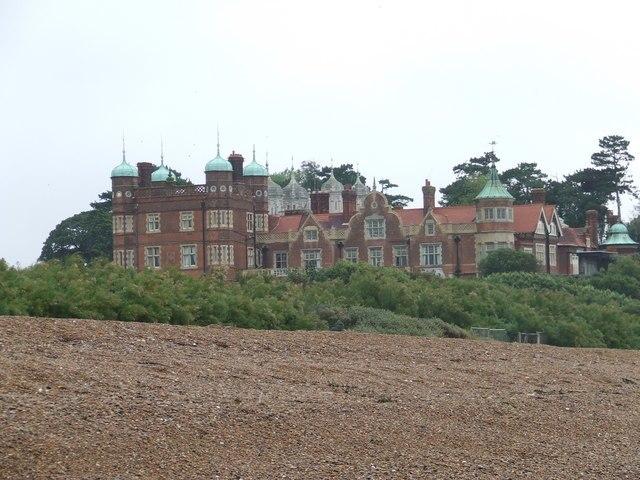Bawdsey Manor - geograph.org.uk - 533542