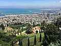 Bay of Haifa from Mount Carmel (21) (37142748022).jpg