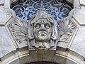 Bayreuth - Justizpalast, Maskaron über dem rechten Portal.jpg