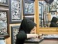Bazar in Imam Square Esfahan Iran (7) (28534857951).jpg