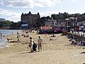 Beach at Scarborough - geograph.org.uk - 527420.jpg