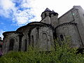 Beaulieu-sur-Dordogne (19) Abbatiale Extérieur 05.JPG