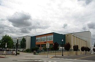 Beaverton High School - Image: Beaverton High School Oregon