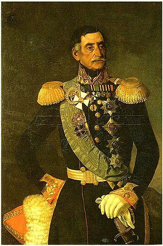 Vasili Bebutov - Bebutov Vasiliy Osipovich