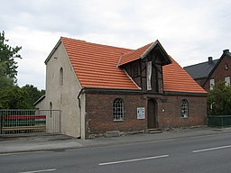 Hammer Straße in Beckum