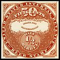 Beer revenue stamp 50c 1870 issue.JPG