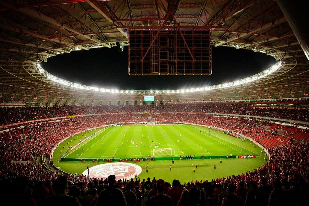 Estádio Beira-Rio - Top 10 Maiores Estádios de Futebol do Brasil