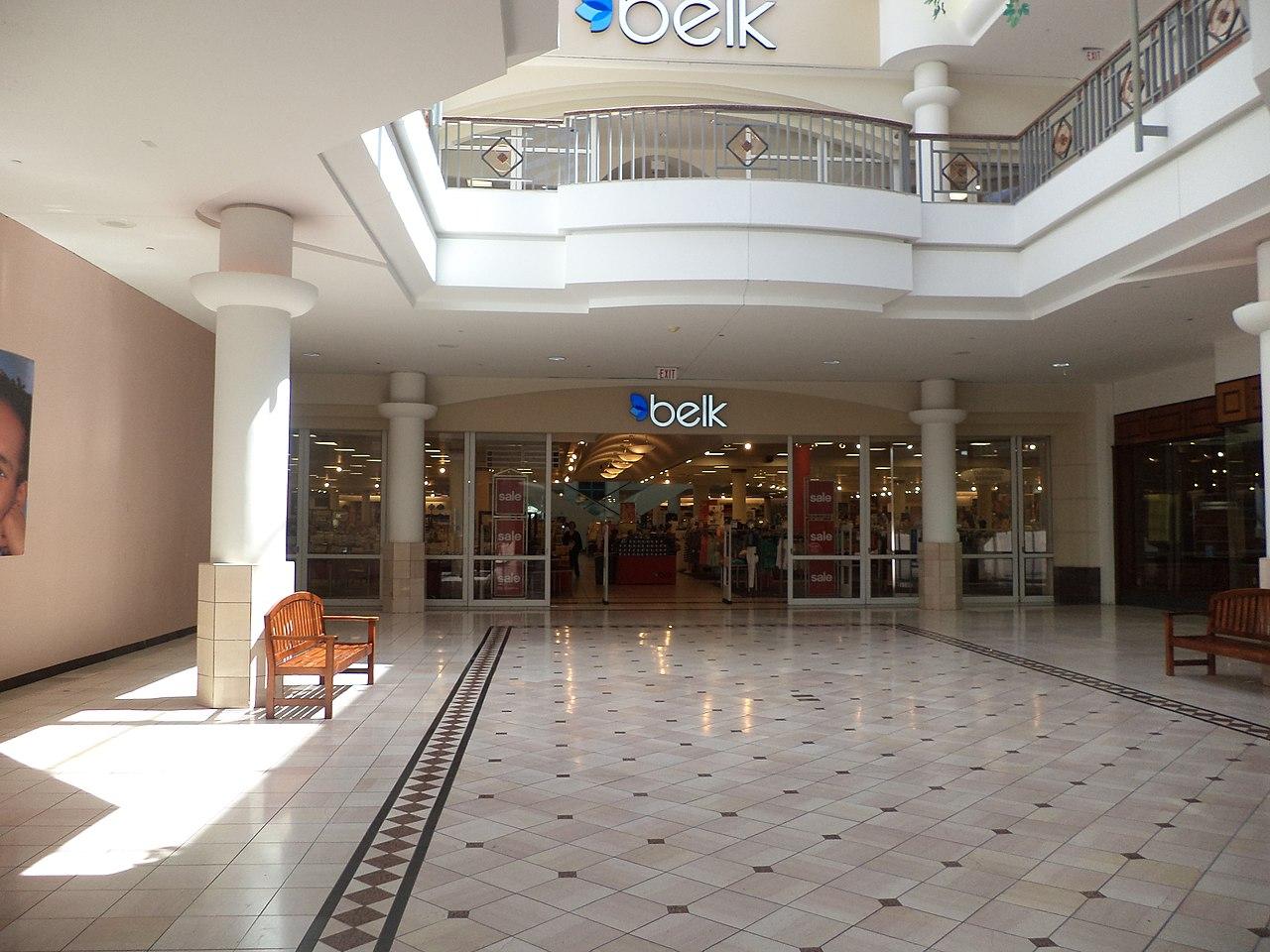 File Belk Tallahassee Mall Jpg Wikimedia Commons