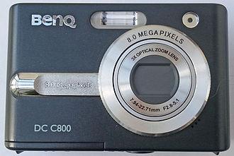 BenQ - BenQ DC C800