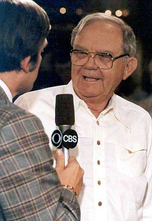 Benny Binion - Benny Binion at the 1979 World Series of Poker