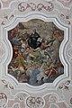 Berching, Kloster Plankstetten 031, Vault & frescos.JPG