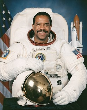 Texas Tech University Health Sciences Center - NASA astronaut Bernard A. Harris, Jr.