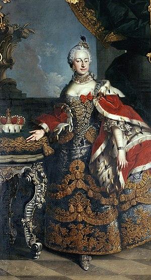 Princess Bernardina Christina Sophia of Saxe-Weimar-Eisenach