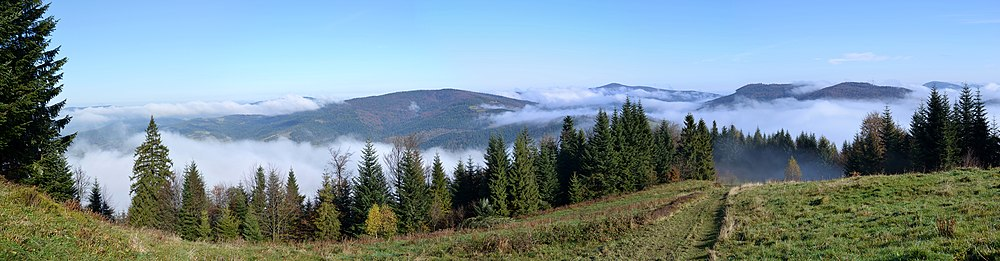 Gorce Mountains