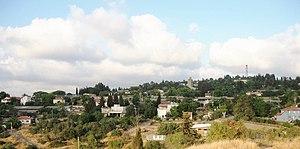Beit Meir - Image: Bet meir panorama