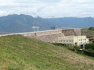Erode district - Bhavanisagar Dam across Bhavani River