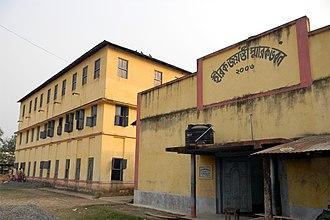 Bhogpur K. M. High School - Bhogpur school picture