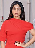 Bhumi Pednekar promoting Sonchiriya.jpg