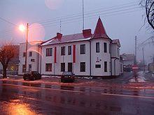 XIX-wieczny gmach Starostwa Powiatowego