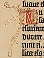 Biblia de Gutenberg, 1454 (Letra X) (21835484865).jpg