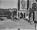 Bijzetten van Willem V in de Nieuwe Kerk te Delft, Bestanddeelnr 909-5196.jpg