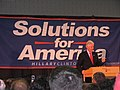 Bill Clinton campaigning at Virginia Tech february 2008.jpg
