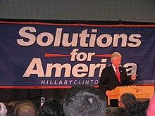 hillary clinton presidential primary campaign 2008 wikipedia